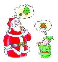 ChristmasSmells